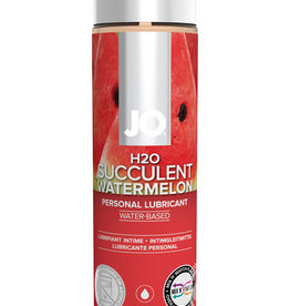 System Jo Jo H2O Flavored Water Based Lubricant Watermelon 4 Ounce