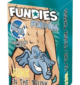Fundies Fundies Junk in the Trunk Thong in OS