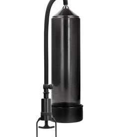 Shots Pumped Pumped comfort beginner pump Black