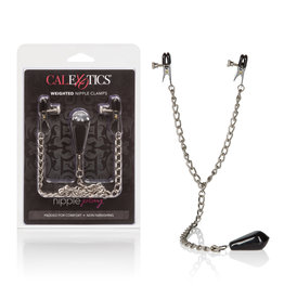 California Exotic Novelties Weighted Nipple Clamps