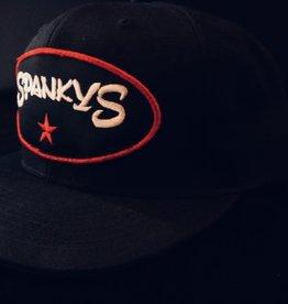 Spanky's Spankys Oval Snapback Hat