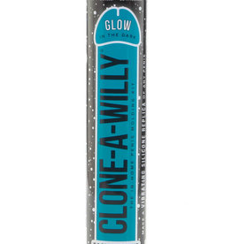 Clone-A-Willy Clone-a-Willy Glow-in-the-Dark Kit - Blue