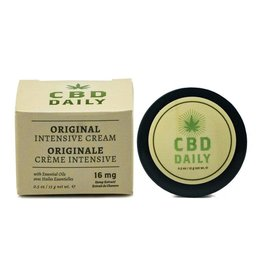 Earthly Body Cbd Daily Intensive Cream  0.5oz