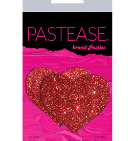 Pastease Pastease Glitter Heart - Red O/S