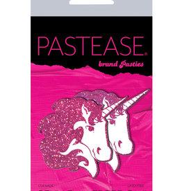 Pastease Pastease Glitter Unicorn - Hot Pink/White O/S