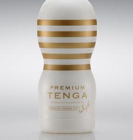 Tenga Tenga Premium Vacuum Cup Soft - White