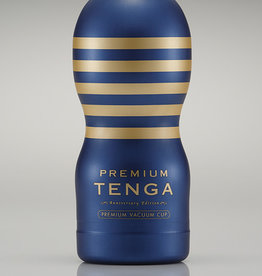 Tenga Tenga Premium Vacuum Cup Original - Blue