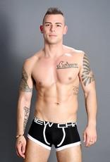 Andrew Christian FlashLift Boxer w/ Show-It - Black