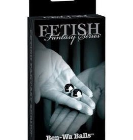 Pipedream Fetish Fantasy Series Ltd. Ed. - Ben-Wa Balls