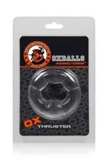 Oxballs OXBALLS Thruster Cockring - Clear