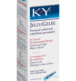 KY KY Jelly Water Based Lubricant 2 Ounce