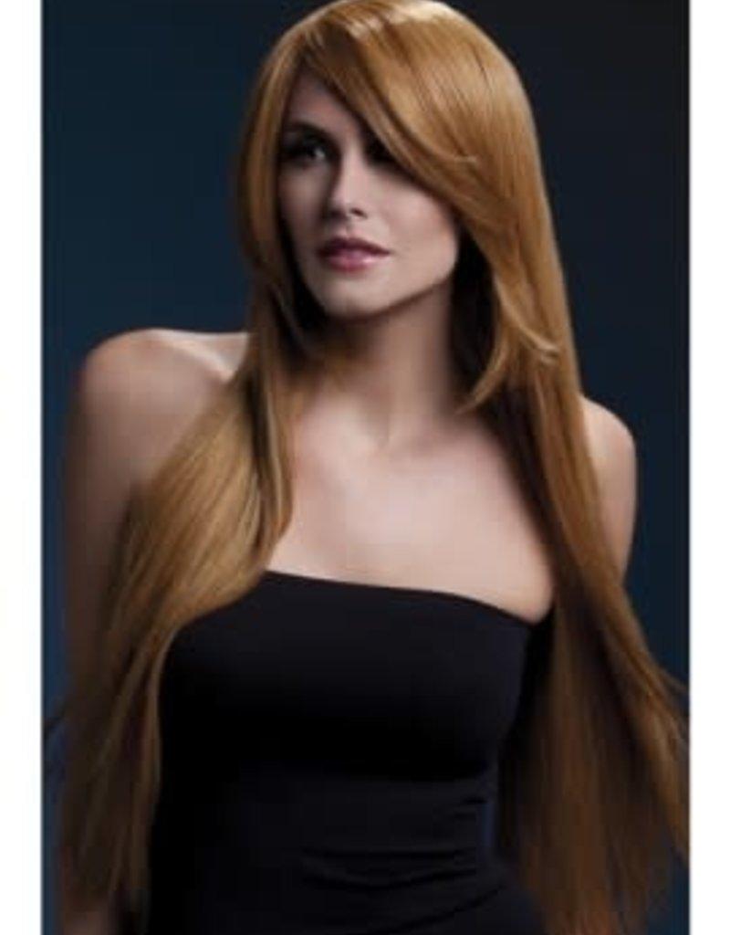 FEVER LINGERIE Amber Wig - Auburn