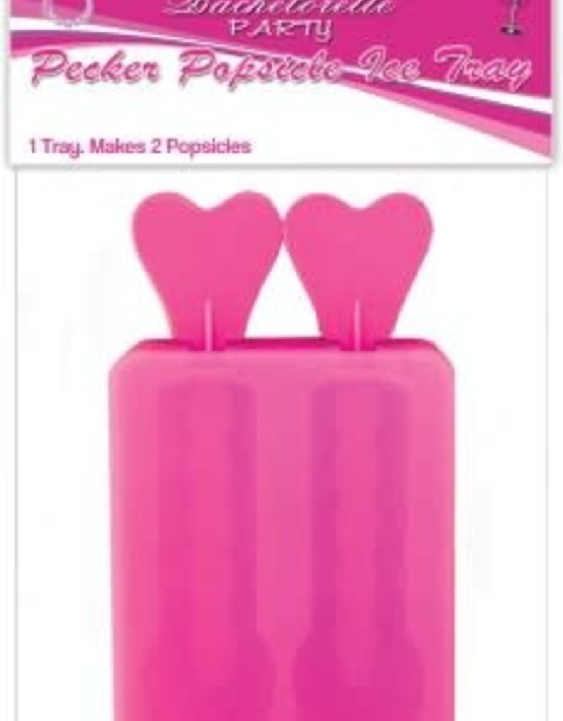 HOTT PRODUCTS Bachelorette Pecker Popsicle Ice Tray