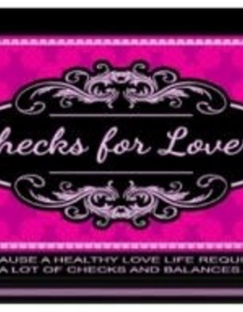 Kheper Games Checks for Lovers