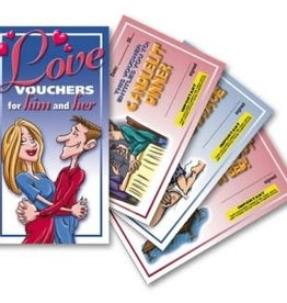 OZZE CREATIONS Love Vouchers for Him & Her