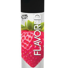 Wet Wet Flavored Sexy Strawberry - 3 Fl. Oz./ 89ml
