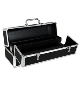B.M.S. Enterprises Large Lockable Vibrator Case - Black