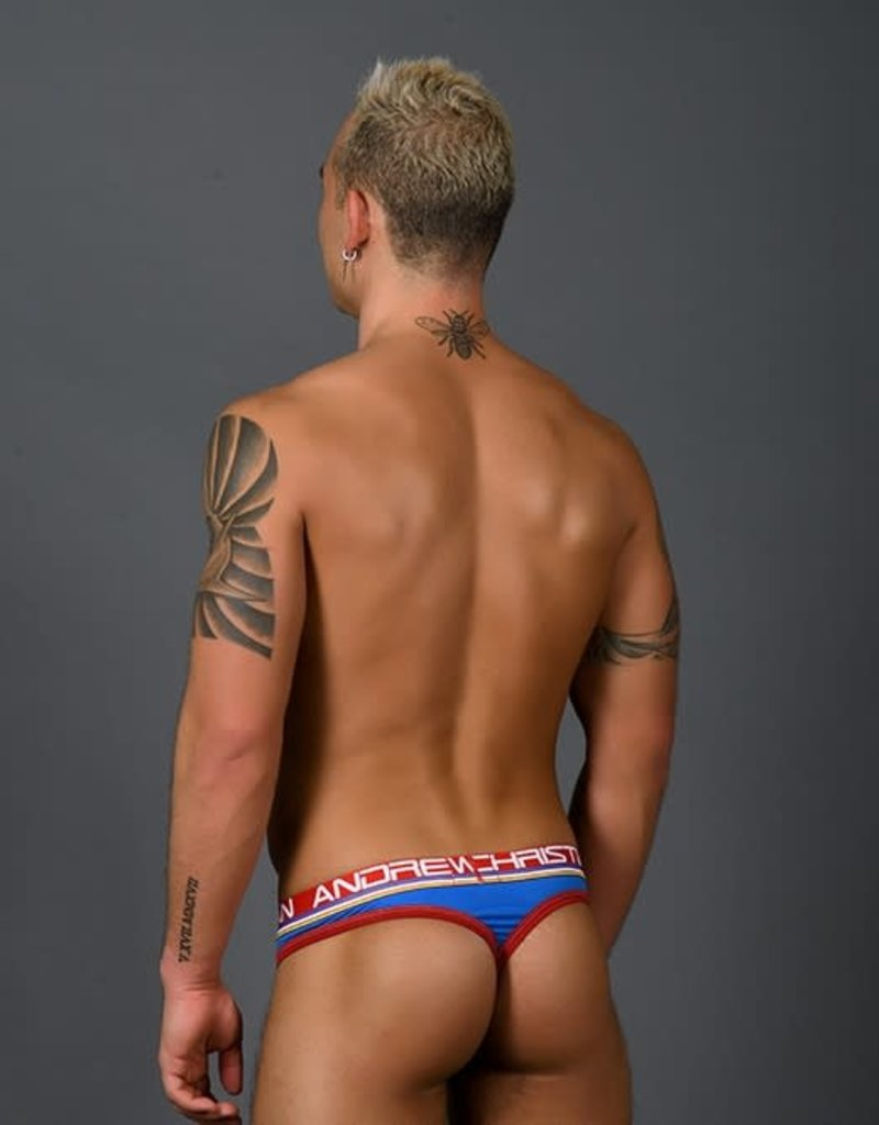 Andrew Christian Almost Naked Cotton Thong