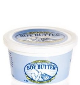 Boy Butter You'll Never Know It Isn't Boy Butter 8 Oz Tub
