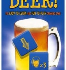 Kheper Games Beer! - Large Dice Game