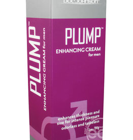 Doc Johnson Plump Enhancement Cream For Men 2 Ounce