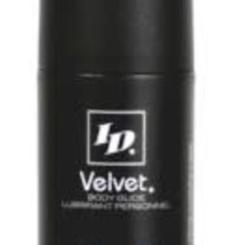 ECN Id Velvet Silicone Lubricant Waterproof 1.7 Ounce