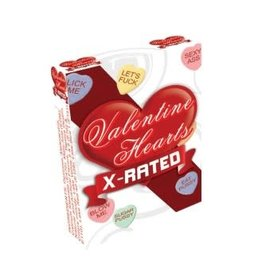 HOTT PRODUCTS Valentine Hearts X-Rated Candy