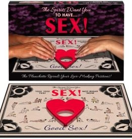 Kheper Games The Spirits Want You to Have Sex!