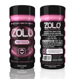 Zolo Cup Deep Throat Cup