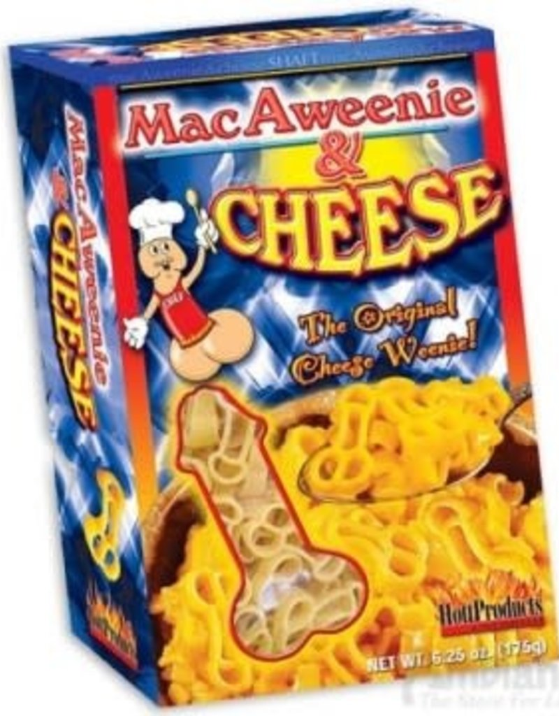 HOTT PRODUCTS Macaweenie + Cheese 6.25 Oz