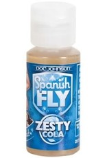 Doc Johnson Spanish Fly Sex Drops - 1 Fl. Oz. - Zesty Cola