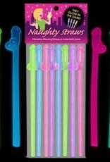 Kheper Games Glow-in-the-Dark Naughty Straws