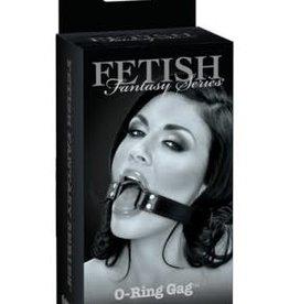 Pipedream Fetish Fantasy Limited Edition O-Ring Gag - Black