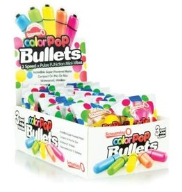 Screaming O Colorpop Bullets - 1 count - Assorted Colors