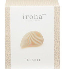 Tenga Iroha Plus by Tenga Kushi - White
