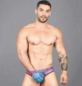 Andrew Christian Power Vers Mesh Brief Jock w/ Almost Naked