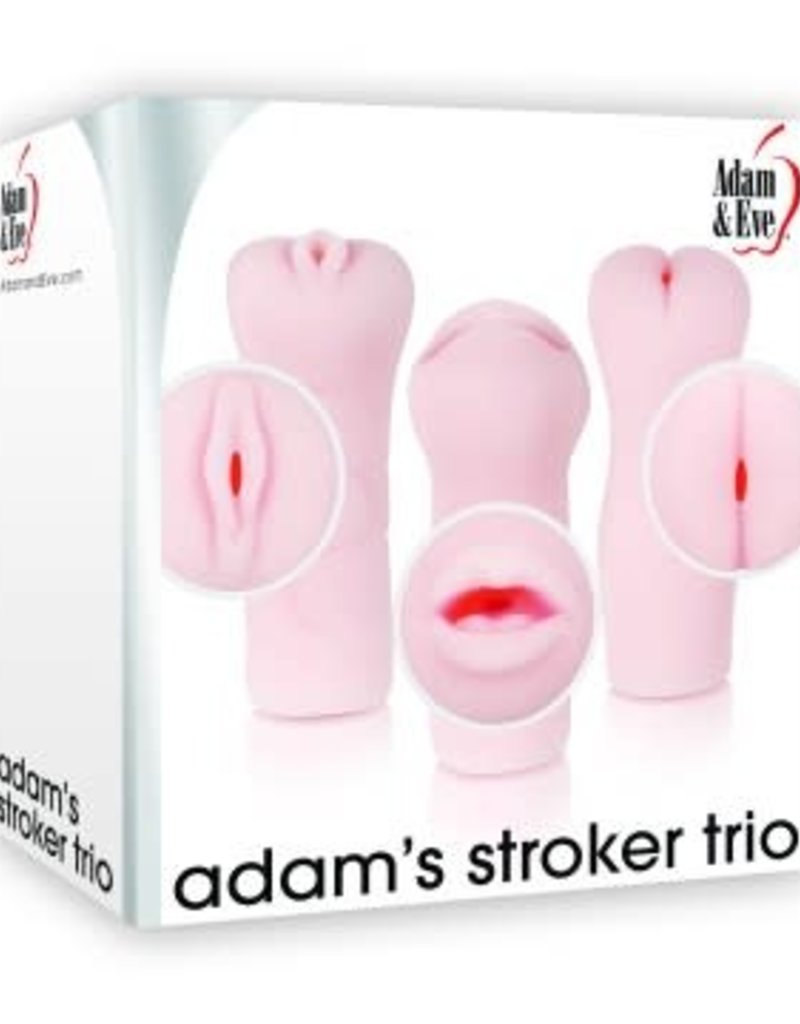 Adam and Eve Adam and Eve Adam's Stroker Trio