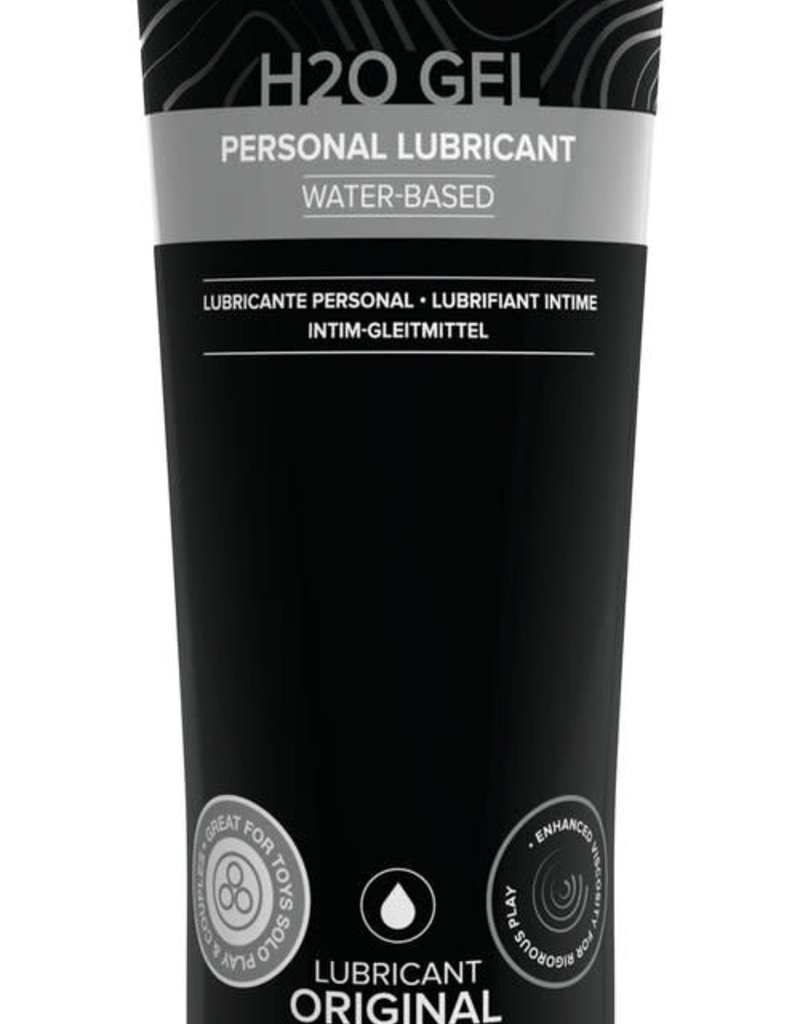 ECN Jo For Him H2O Gel Water Based Personal Lubricant 2 Ounce