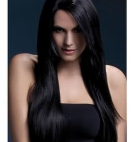 FEVER LINGERIE Amber Wig - Black