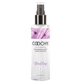 Classic Brands Coochy Body Mist Floral Haze 4 Fl. Oz