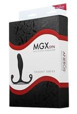 Aneros Aneros Trident Mgx Syn Male G-Spot Stimulator Black