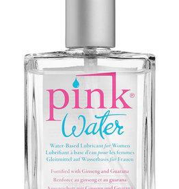 Gun Oil Pink Lubricant Pink Water 4oz. Glass Bottle