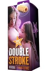 Blush Novelties Double Stroke