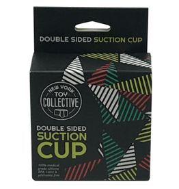 New York Toy Collective Double Sided Suction Cup