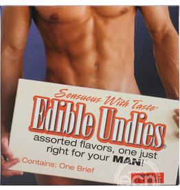 Kingman Sensuous With Taste Edible Undies Male Vanilla Ice Cream