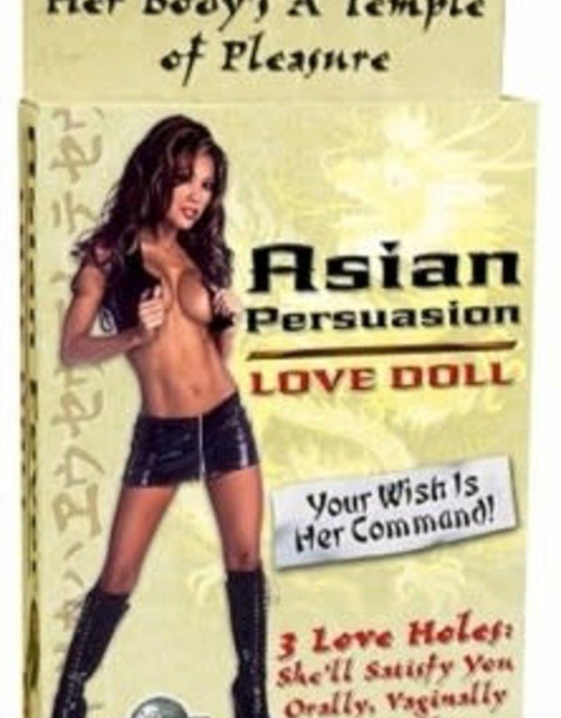 Pipedream Asian Persuasion Love Doll