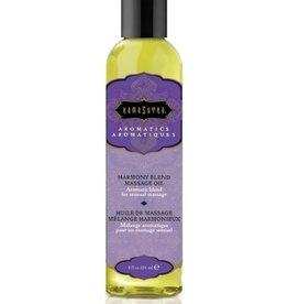 Kama Sutra Aromatic Massage Oil - Harmony 8 Fl Oz