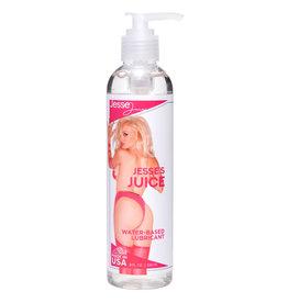 XR Brands Jesse's Juice Water-Based Lubricant- 8 Oz