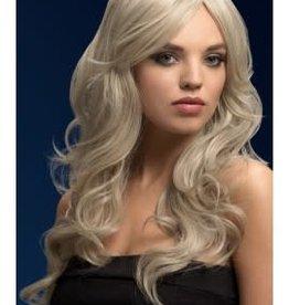 FEVER LINGERIE Nicole Wig - Silver Blonde