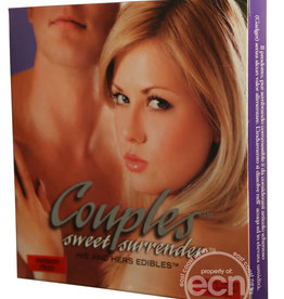 Kingman Couples Sweet Surrender His And Hers Edible 3 Piece Passion Fruit